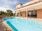 Belle villa à la location vide au golf Amelkis