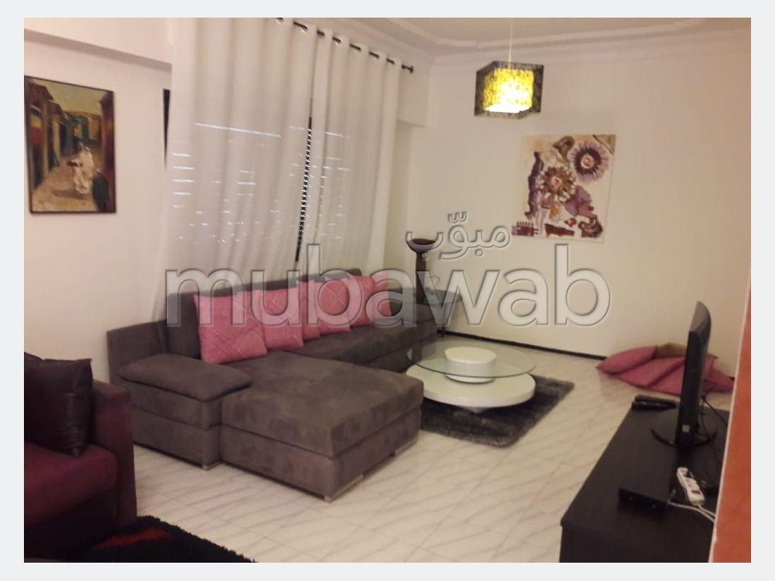 Rent an apartment in Centre. Area of 210 m². Furnished.