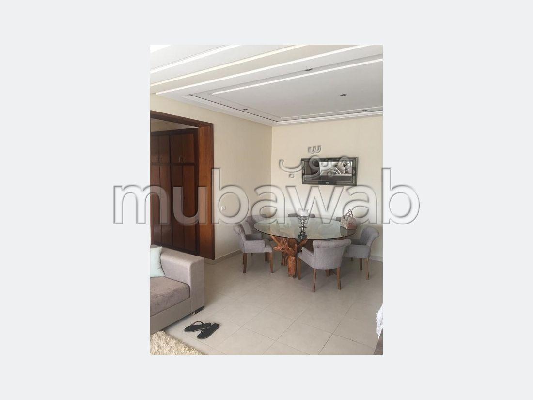 Fabulous apartment for sale. 3 Dormitory. Cellar, Large terrace.
