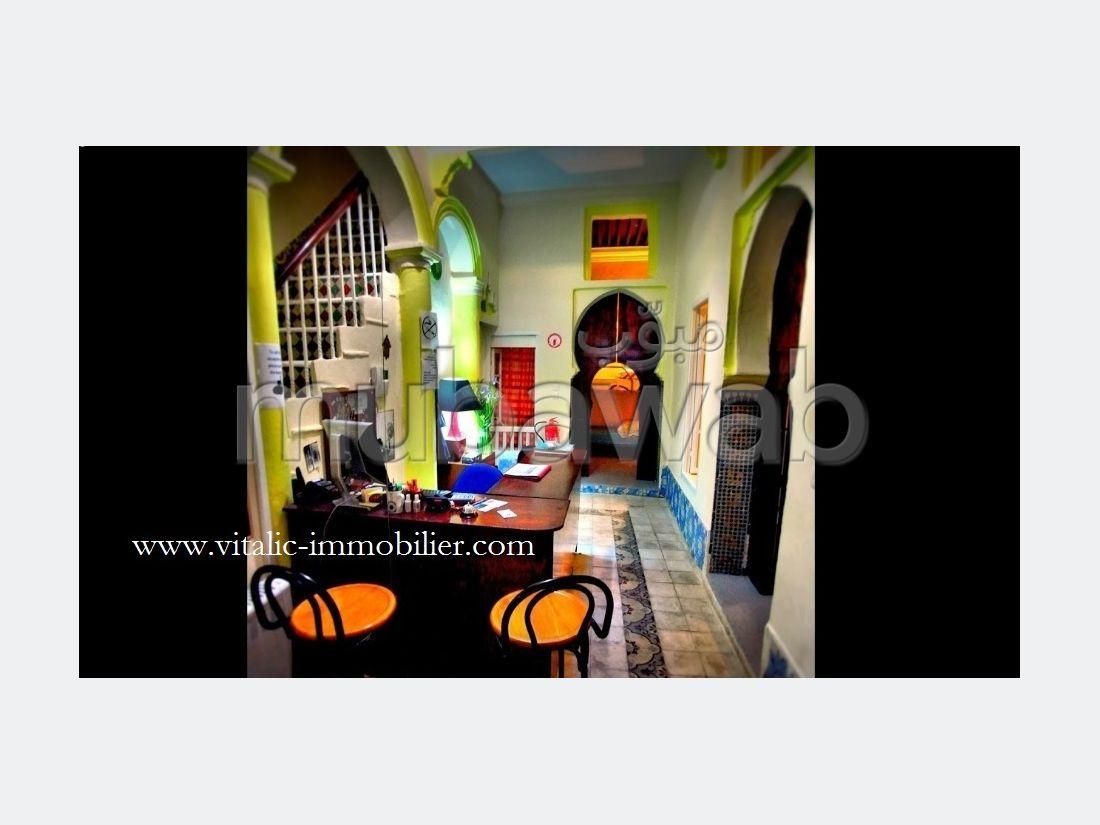 Medina / maison d'hotes en activite