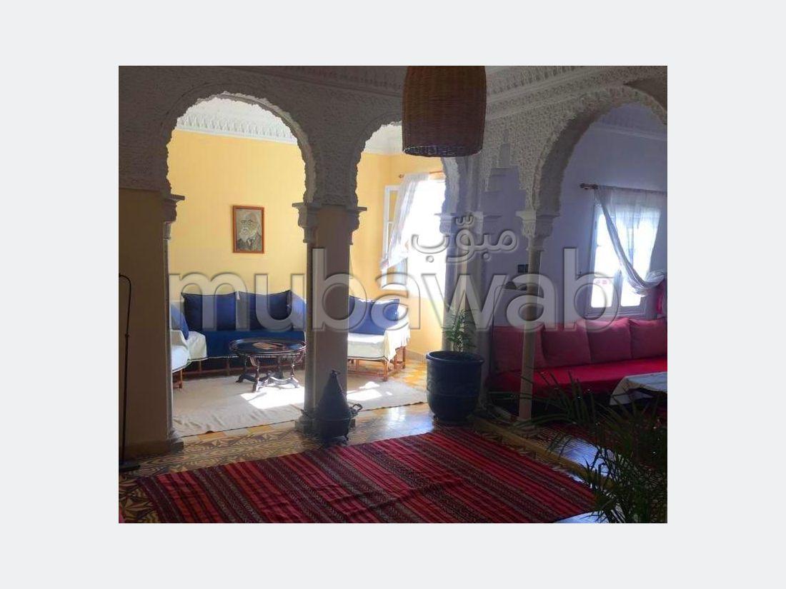 Marshan appartement 140 m² dans maison espagnole