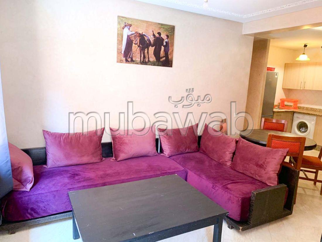 Appartement au coeur de marrakech 3ème étage