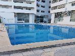 شقة مساحتها 80م²، مسبح، طنجة المدينة