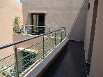Rent an apartment in Guéliz. 3 Room. Carpark and terrace.