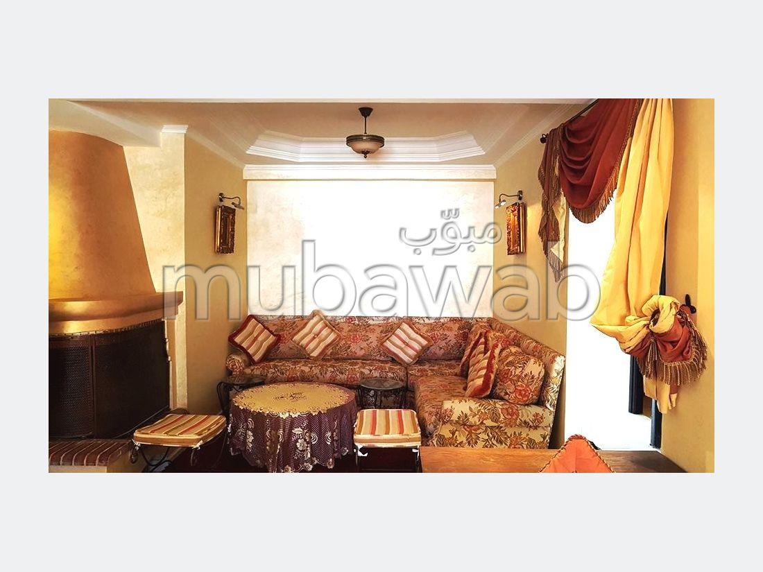 Appartement meublé à louer par jour à 2 Mars
