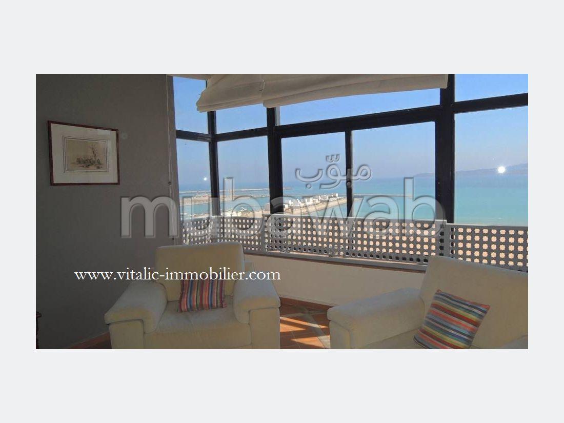 Playa / duplex en baies vitrees vue panoramique