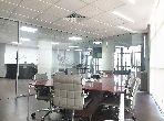 Plateau bureau luxueux à route d'El Jadida