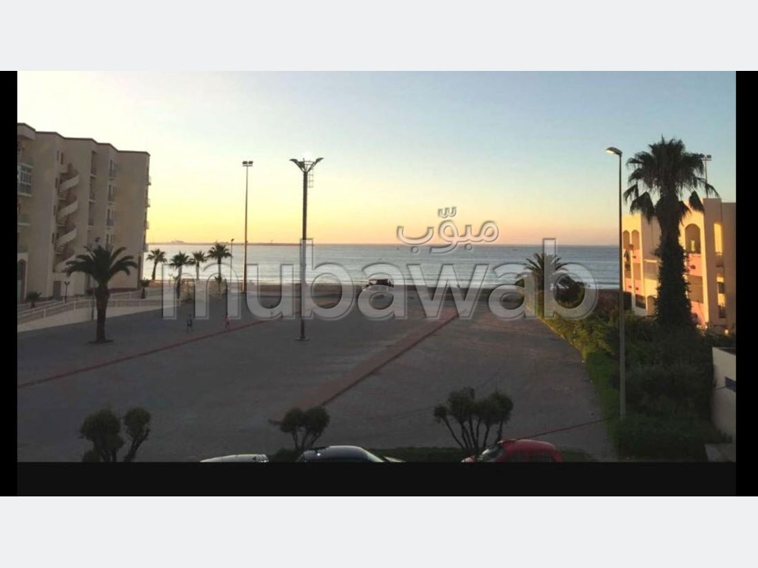 A beautiful 154m² apartment with splendid sea views