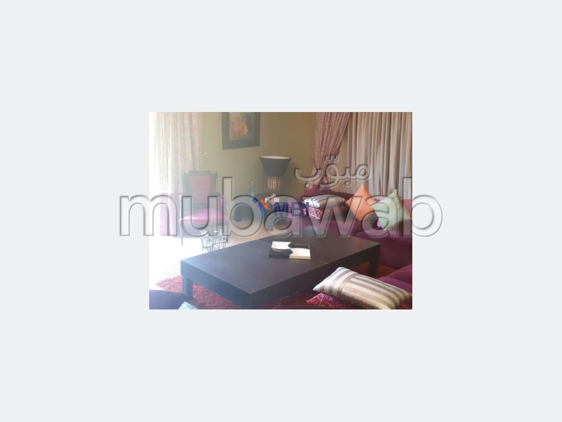 Appartement duplex à louer Tanger