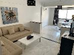 Flat for rent in Tanger City Center. 2 lovely rooms. New furniture.