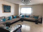 شقة مساحتها 130م²، مفروشة، مطبخ مجهز، 4 غرف، اكدال-الرياض