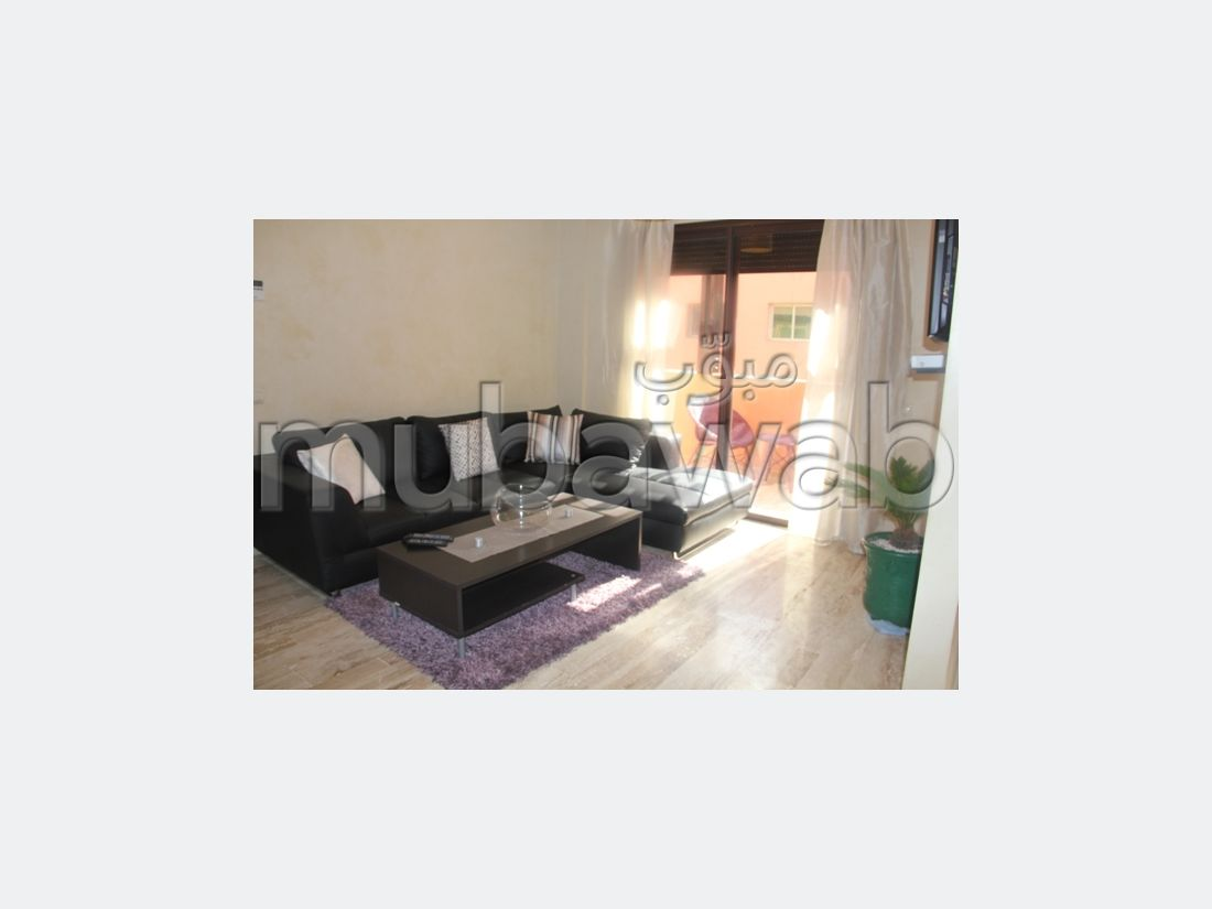 Apartment for rent. 1 lovely room. Furnished.