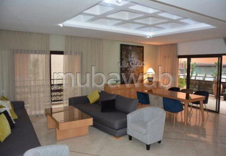 شقة مساحتها 206م²، شرفة، جيليز