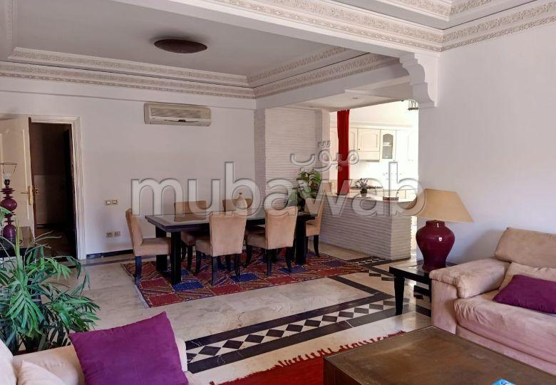 Appartement à louer vide à Hivernage, Marrakech