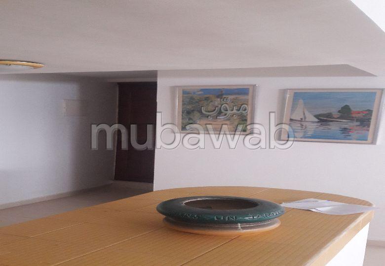 فيلا مساحتها 200م²، مطبخ مجهز، شرفة، غرفتين، مولاي بوسلهام