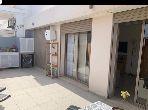 شقة مساحتها 60م²، مفروشة، مطبخ مجهز، غرفتين، أنفا