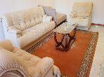 Un appartement meublé à louer à l'Agdal