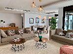 Aindiab – Appartement de Luxe 180m² avec Terrasse