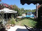 Loocation villa piscine 400 m de la mer mohammedia