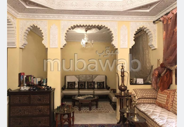 Home to buy in Route d'Agadir - Essaouira. 4 rooms. Robust door, General satellite dish system.