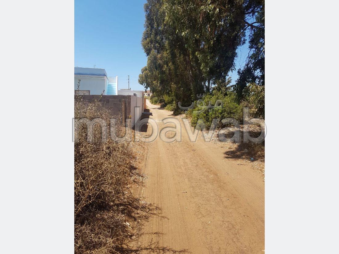 Terrain 1000 m² Titré Zone Villa à Sidi Kankouche