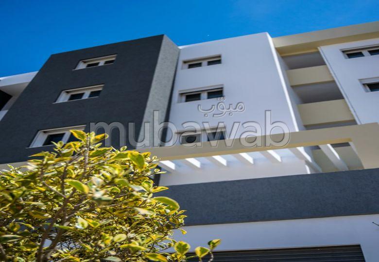 Appartement 104m², Cuisine équipée, Terrasse, El Mourouj