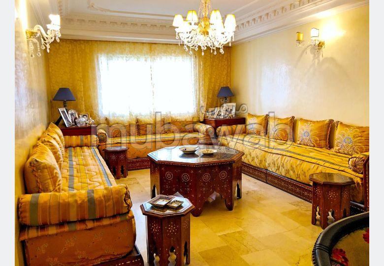 Appartement 105m² à Bourgogne proche océan