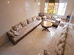 Bel appartement en location meublé à Jet Sakan
