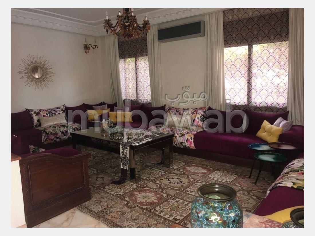 Magnifique villa 300m² à vendre Marrakech