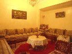 شقة مساحتها 144م²، مطبخ مجهز، 5 غرف، القنيطرة