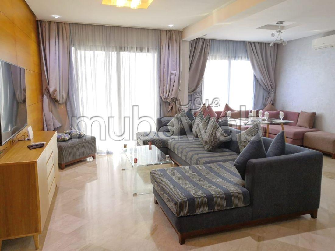 Bel appartement 130m2 meuble a founty