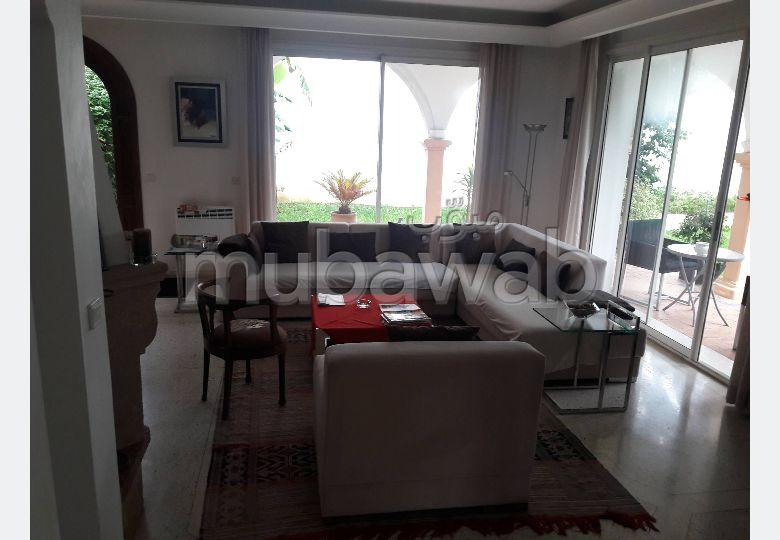 فيلا مساحتها 312م²، شرفة، حديقة، 5 غرف، المحمدية