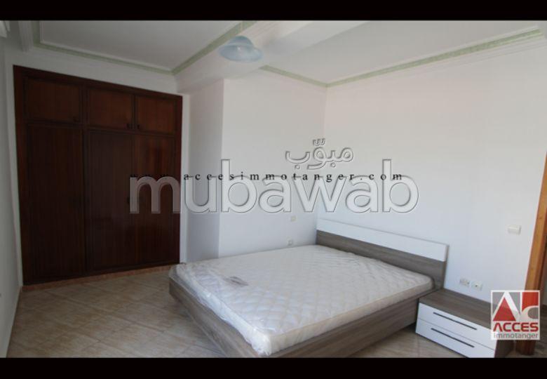 Appartement meublé a louer a la baie de tanger