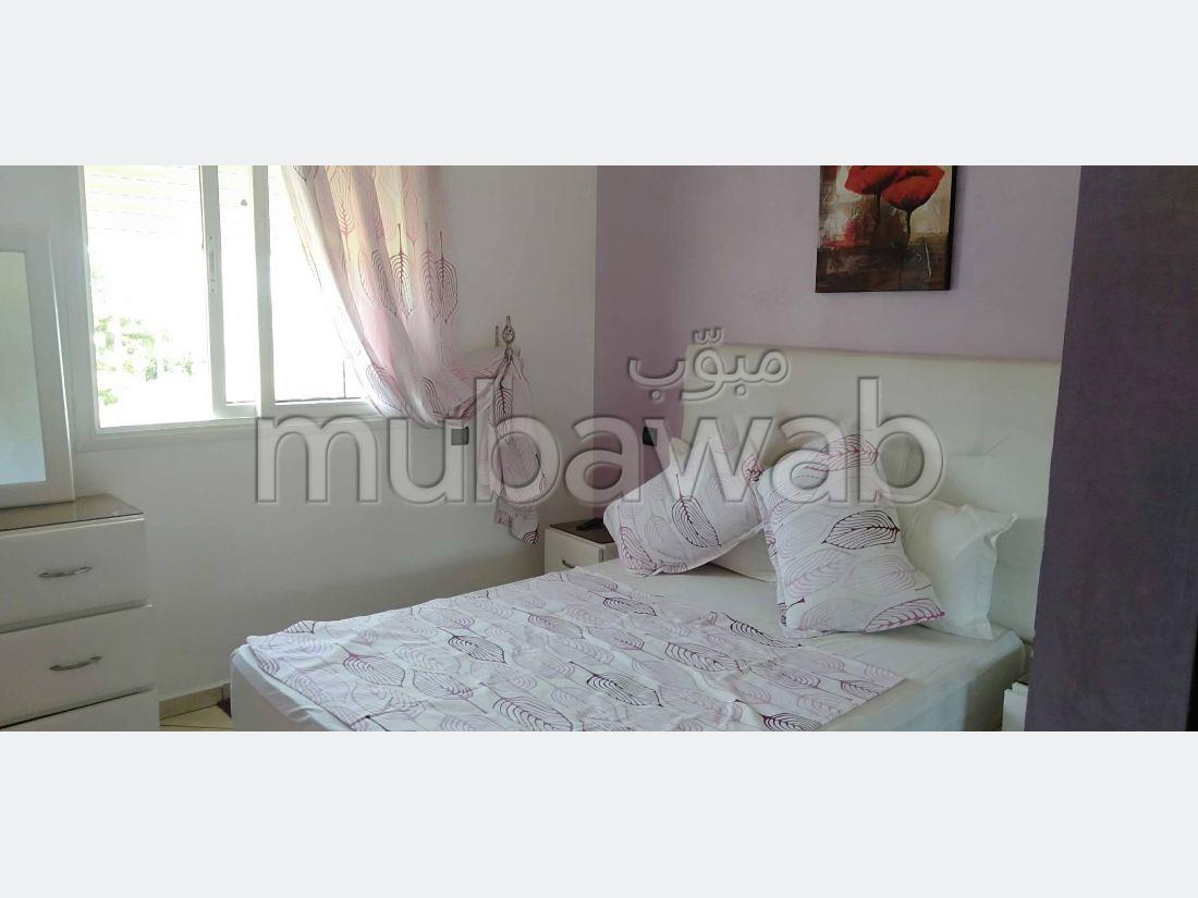 Appartement 69m², Meublé, Cuisine équipée, Mohammedia