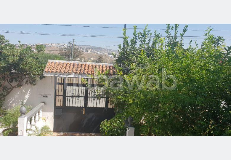 Villa indépendante Meublée À Malabata Tanger