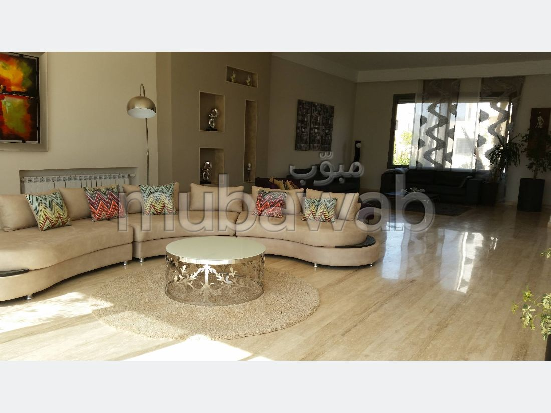 Villa Ultra-Moderne de 781 m² à ANFA SUPERIEURE