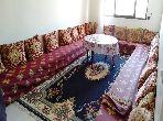 Appartement 96m², Meublé, Cuisine équipée, Mohammedia