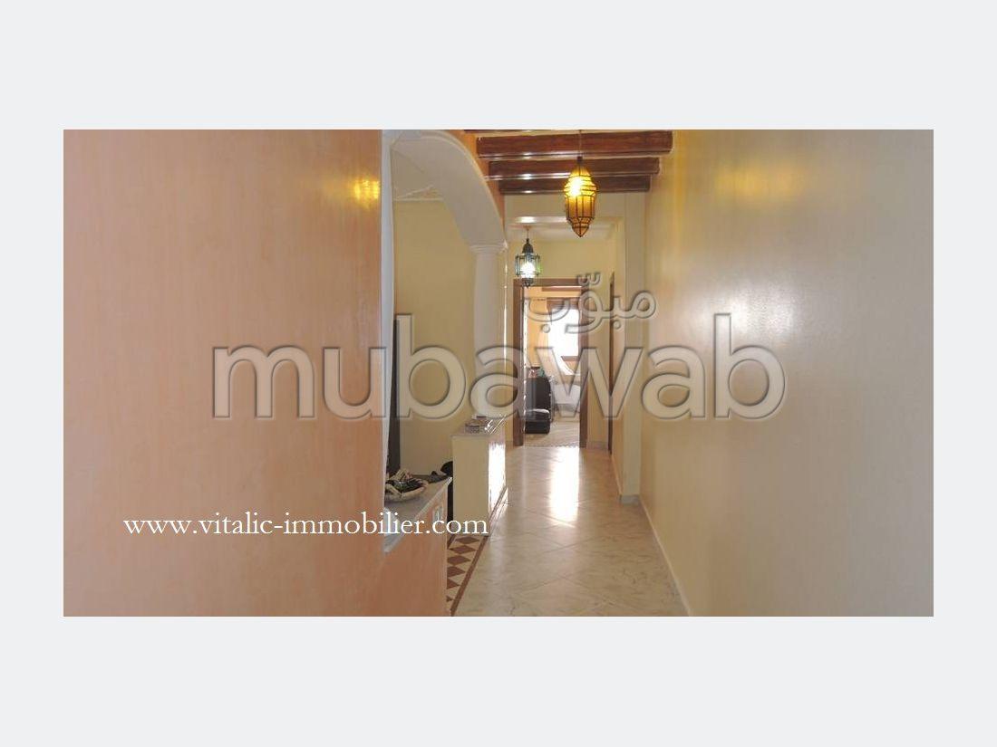 Malabata / mc donald / appartement meublé 84 m2
