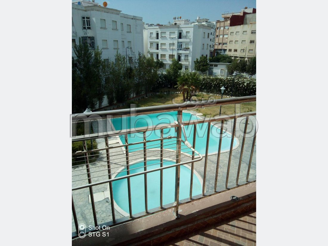 Appartement 72m², Ascenseur, Piscine TANJA BALIA