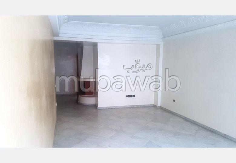 Appartement 122m² a louer avec Terrasse, Racine