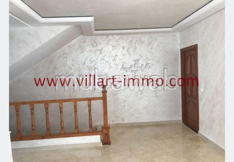 فيلا مساحتها 332م²، شرفة، حديقة، 5 غرف، طنجة المدينة