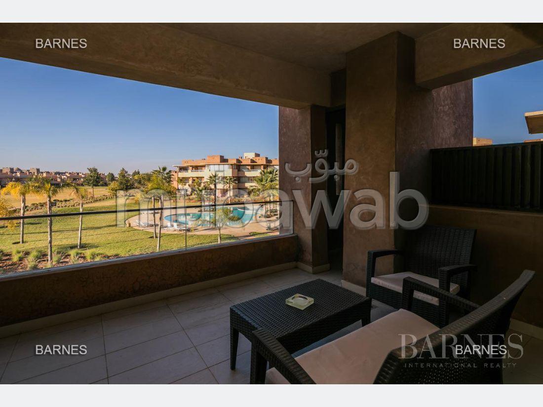 شقة رائعة للبيع بمراكش. المساحة الكلية 89.0 م². باب متين،إقامة محروسة.