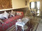 Bel appartement meublé à Hassan