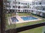 Appartement 92m², Meublé, Cuisine équipée, El Mansouria