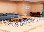 استئجار شقة بطريق اوريكا. المساحة الكلية 87.0 م². مفروشة.