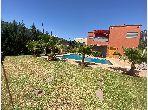 Tres belle Villa 2300m², Meublé avec piscine