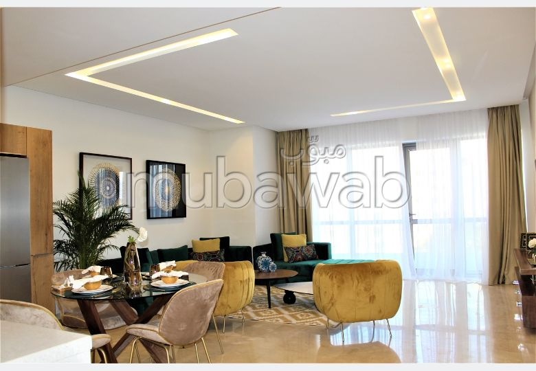 Fabulous apartment for sale. 2 Room. Large terrace.