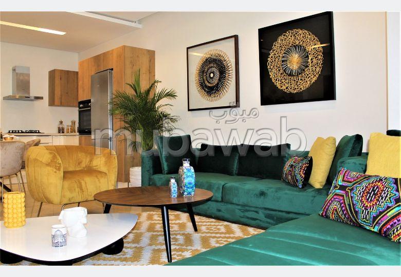شقة للشراء بطنجة. المساحة الكلية 168.0 م². شرفة.
