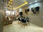 شقة جميلة للبيع ببوسكورة. 3 قطع مريحة. مع مصعد ومنطقة خضراء.