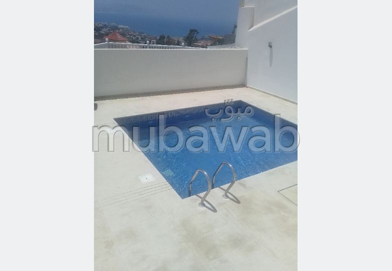 High quality villa for sale in Charf. Surface area 286 m². Robust door, On site security.
